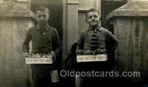School for Blind & Deaf Postcard Postcards