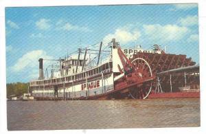 Showboat SPRAGUE , Vicksburg , Mississippi , 40-60s