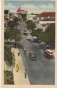 NASSAU , Bahamas , 1930-40s; Bay Street