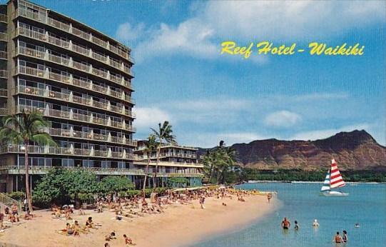 Hawaii Honolulu Waikiki Reef Hotel