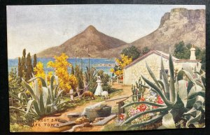 Mint Picture Postcard South Africa Hout Bay Cape Town