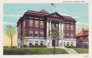 Michigan Cadillac Court House