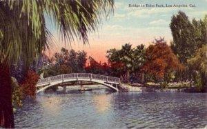 THE BRIDGE IN ECHO PARK, LOS ANGELES, CA