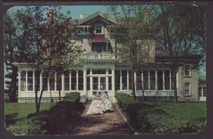 Villa Loius,Prarie Du Chein,WI Postcard