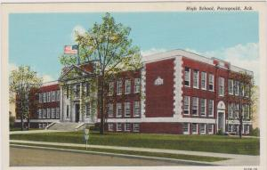 PARAGOULD, Arkansas, 30-40s; High School