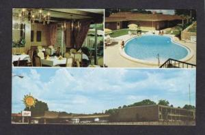FL Quality Motel Parkway TALLAHASSEE Florida Postcard