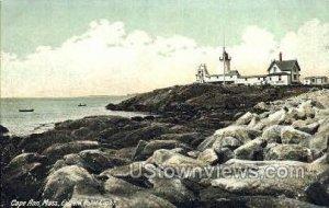 Eastern Point Light - Cape Ann, Massachusetts MA