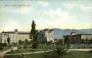 Hotel Green - Pasadena, CA