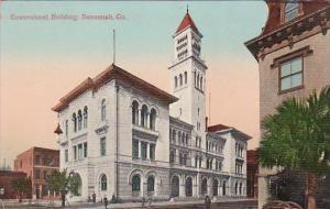 Georgia Savannah Government Building