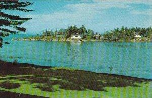 Maine Sebasco Estates Rock Gardens Inn And Cottages