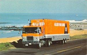 Allied Van Lines Unused