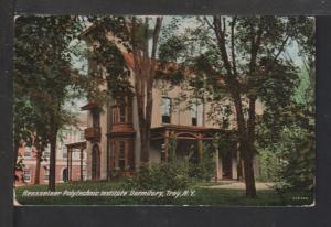 Rensselaer Polytech Institute Dormitory,Troy,NY Postcard