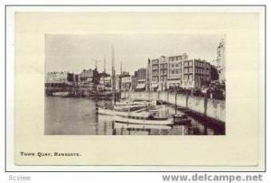 Town Quay, Ramsgate, UK, 00-10s