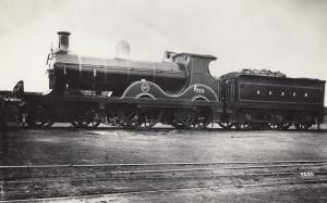 Sharp Stewart & Company Manchester Railway Photograph Locomotive Train Photo