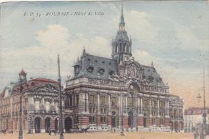 ROUBAIX - Hotel de Ville , France, 00-10s