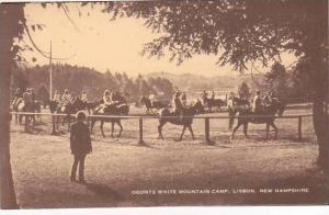 New Hampshire Lisbon Ogontz White Mountain Camp Artvue