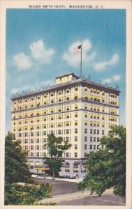 Roger Smith Hotel Washington DC 1955