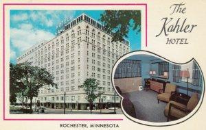 ROCHESTER, Minnesota, 1940-60s; The Kahler Hotel