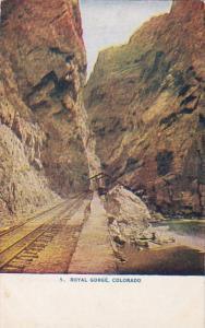 Colorado The Royal Gorge