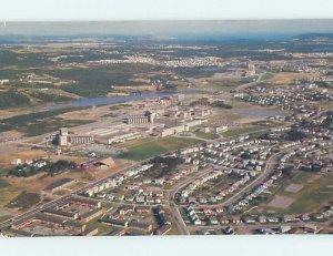 Pre-1980 AERIAL VIEW St. John'S Newfoundland NL AC9712