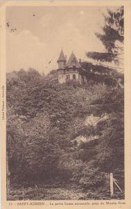 SAINT ADRIEN, Cotes d'Armor, France; La petite Suisse normandie, prise du Mou...