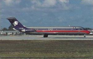 AEROMEXICO DOUGLAS DC-9-32