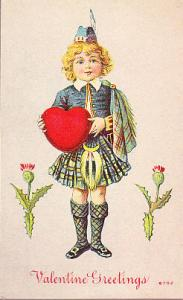 Valentine - Scottish Boy