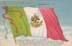 Flag , Mexico , 30-40s