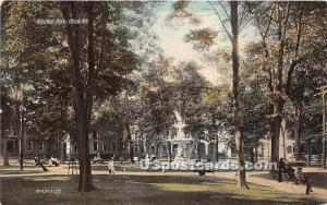 Steuben Park Utica NY 1909