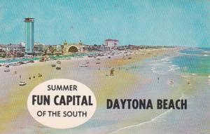 Florida Daytona Beach Resort Area