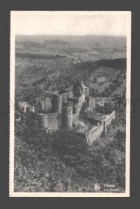 084340 LUXEMBOURG Vianden Les Ruines Vintage PC