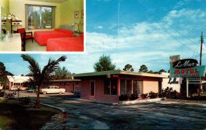 Florida Fort Myers Le Mar Motel 1959