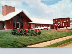 Virginia Arlington Ainsworth Motel