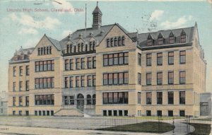 CLEVELAND , Ohio , PU-1911 : Lincoln High School