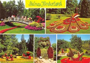 Insel Mainau im Bodensee, Isle Floral Animals Children's Land, Animaux en Fleurs