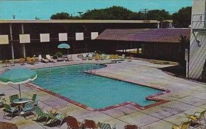 Iowa Waterloo Clayton House Motel With A Pool