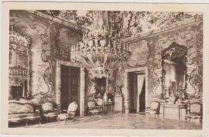 Interior View, Salon de Gasparini, Palacio Nacional,  Madrid Spain
