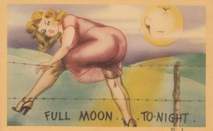 Pin-Up , Full Moon - Tonight , 1930-40s