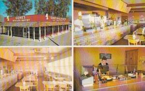 Arizona Scottsdale Gene's Broiler Buffet Restaurant