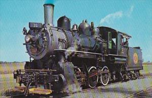 Strasburg Railroad Baldwin Locomotive Old Number 31
