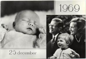 netherlands, Prince Bernhard van Vollenhoven Born 1969
