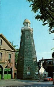 Maine Portland The Observatory Built 1807