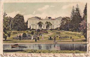 Palacio Do Marquez Jacome Correa, Portugal, PU-1907