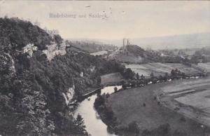 Switzerland Bad Koesen Rudelsburg und Saaleck