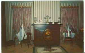The Rear Parlor, Abraham Lincoln's Home Springfield Illinois