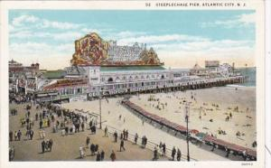 New Jersey Atlantic City Steeplechase Pier Curteich