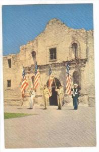 The Alamo, San Antonio, Texas, 40-60s