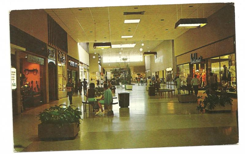 1970s Midway Mall, Elyria, Ohio