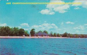 Massachusetts Webster Lake Chargoggagogg