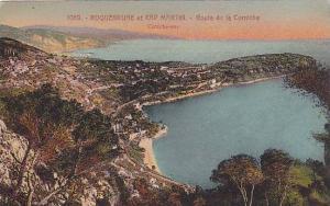 Route De La Corniche, Roquebrune Et Cap Martin (Alpes Maritimes), France, 190...